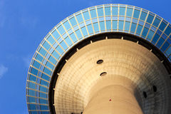 Πύργος του Ντίσελντορφ Ρήνος Στοκ Φωτογραφίες