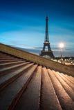 Πύργος του Παρισιού Άιφελ Στοκ φωτογραφία με δικαίωμα ελεύθερης χρήσης