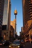 πύργος του Σύδνεϋ στοκ φωτογραφίες με δικαίωμα ελεύθερης χρήσης
