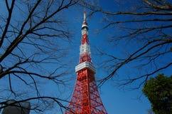 Πύργος του Τόκιο Στοκ Εικόνα