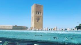Πύργος του Χασάν Στοκ φωτογραφία με δικαίωμα ελεύθερης χρήσης