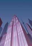 Πύργος 2 του Art Deco Στοκ Φωτογραφία