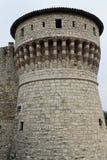Πύργος του Castle Στοκ φωτογραφία με δικαίωμα ελεύθερης χρήσης