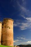 Πύργος του Castle Στοκ Εικόνες