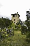 Πύργος του Castle Στοκ εικόνες με δικαίωμα ελεύθερης χρήσης