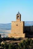 Πύργος του Castle, Antequera Στοκ Εικόνες