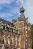 Πύργος του Castle Arenberg, τώρα πανεπιστήμιο του Λουβαίν Στοκ φωτογραφία με δικαίωμα ελεύθερης χρήσης