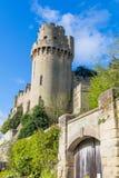 Πύργος του Castle Warwick στοκ φωτογραφίες