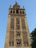 Πύργος του Giralda στοκ φωτογραφία με δικαίωμα ελεύθερης χρήσης
