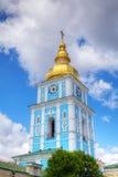 πύργος του ST μοναστηριών του Κίεβου michael κουδουνιών Στοκ φωτογραφίες με δικαίωμα ελεύθερης χρήσης