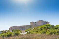 Πύργος του ST Lucians στοκ εικόνες με δικαίωμα ελεύθερης χρήσης