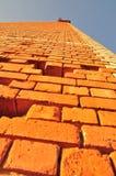 Πύργος τούβλου Στοκ εικόνες με δικαίωμα ελεύθερης χρήσης