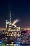 Πύργος Τράπεζας της Αμερικής στοκ φωτογραφία