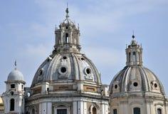 Πύργος τρίο της Ρώμης Στοκ Εικόνες