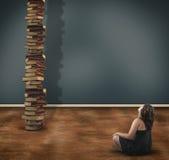 Πύργος των βιβλίων Στοκ Φωτογραφίες