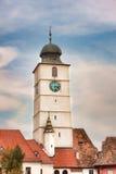 πύργος των συμβουλίων Στοκ φωτογραφίες με δικαίωμα ελεύθερης χρήσης