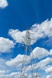 Πύργος υψηλής τάσης Στοκ φωτογραφίες με δικαίωμα ελεύθερης χρήσης