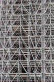 Πύργος υλικών σκαλωσιάς Στοκ φωτογραφίες με δικαίωμα ελεύθερης χρήσης