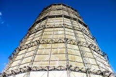 Πύργος υδρόψυξης Στοκ Εικόνα