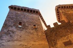 Πύργος φρουρίων Στοκ φωτογραφίες με δικαίωμα ελεύθερης χρήσης