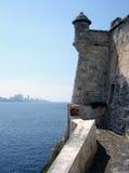 πύργος φρουρίων Στοκ φωτογραφία με δικαίωμα ελεύθερης χρήσης