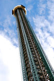 Πύργος χάλυβα Στοκ Εικόνα