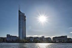 Πύργος χιλιετίας Στοκ εικόνες με δικαίωμα ελεύθερης χρήσης