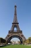 πύργος 2 Άιφελ Παρίσι Στοκ εικόνα με δικαίωμα ελεύθερης χρήσης