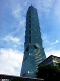 101 πύργος Στοκ φωτογραφία με δικαίωμα ελεύθερης χρήσης
