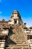 Πύργος Angkor Wat Στοκ εικόνες με δικαίωμα ελεύθερης χρήσης