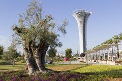 Πύργος Antalya βοτανικό EXPO Στοκ εικόνες με δικαίωμα ελεύθερης χρήσης