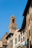 Πύργος Arnolfo, Φλωρεντία, Τοσκάνη, Ιταλία Στοκ Εικόνες
