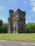 Πύργος Bancroft στο πάρκο του Σαλίσμπερυ, Μασαχουσέτη στοκ φωτογραφίες