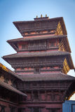 Πύργος Basantapur, Κατμαντού Στοκ Φωτογραφίες