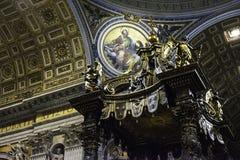 Πύργος Bernini ` s Στοκ Φωτογραφίες