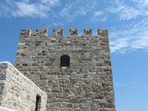Πύργος Bodrum Castle Στοκ φωτογραφίες με δικαίωμα ελεύθερης χρήσης