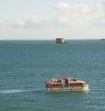 Πύργος Bréhon, Guernsey Στοκ εικόνα με δικαίωμα ελεύθερης χρήσης