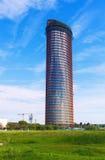 Πύργος Cajasol στη Σεβίλη, Ισπανία Στοκ φωτογραφία με δικαίωμα ελεύθερης χρήσης