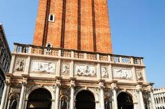 Πύργος Campanila στοκ εικόνες