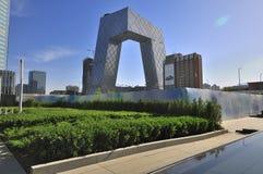 Πύργος cBD-Πεκίνο οικονομικός κέντρο-CCTV Στοκ Εικόνα