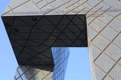 Πύργος CCTV cBD-Πεκίνο Στοκ φωτογραφία με δικαίωμα ελεύθερης χρήσης