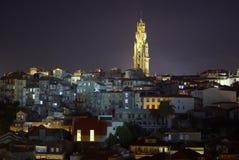 Πύργος Clerigos Στοκ Φωτογραφία