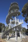 πύργος DNA Στοκ Εικόνες