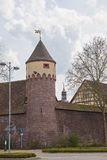 Πύργος Ettlingen Lauer Στοκ Εικόνες