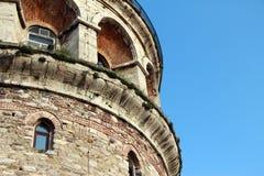 Πύργος Galata - Ιστανμπούλ Στοκ εικόνα με δικαίωμα ελεύθερης χρήσης