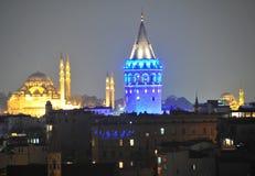 Πύργος Galata Στοκ Φωτογραφίες