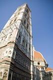 πύργος giotto s καμπαναριών κουδουνιών στοκ φωτογραφίες με δικαίωμα ελεύθερης χρήσης