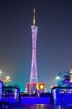 Πύργος Guangzhou Στοκ εικόνες με δικαίωμα ελεύθερης χρήσης