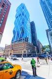 Πύργος Hearst στο Μανχάταν, πόλη της Νέας Υόρκης Στοκ φωτογραφία με δικαίωμα ελεύθερης χρήσης