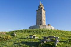 Πύργος Hercules Στοκ Εικόνες
